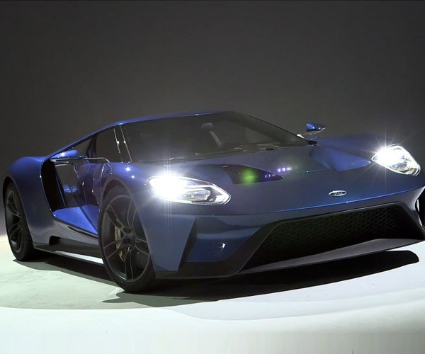 Inside the Ford GT with Forza Motorsport 6
