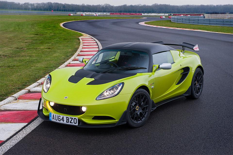 Lotus Announces Elise S Cup