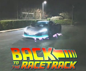 McLaren Goes Back to the Racetrack