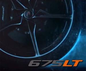 McLaren Teases 675LT Before Geneva Reveal