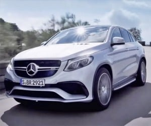 Mercedes-Benz Teases Upcoming GLE 63 AMG