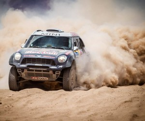 MINI ALL4 Racing Wins Dakar 2015