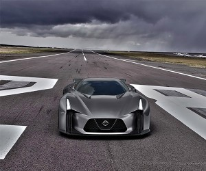 Next Gen Nissan GT-R May Be a 2+2 Hybrid