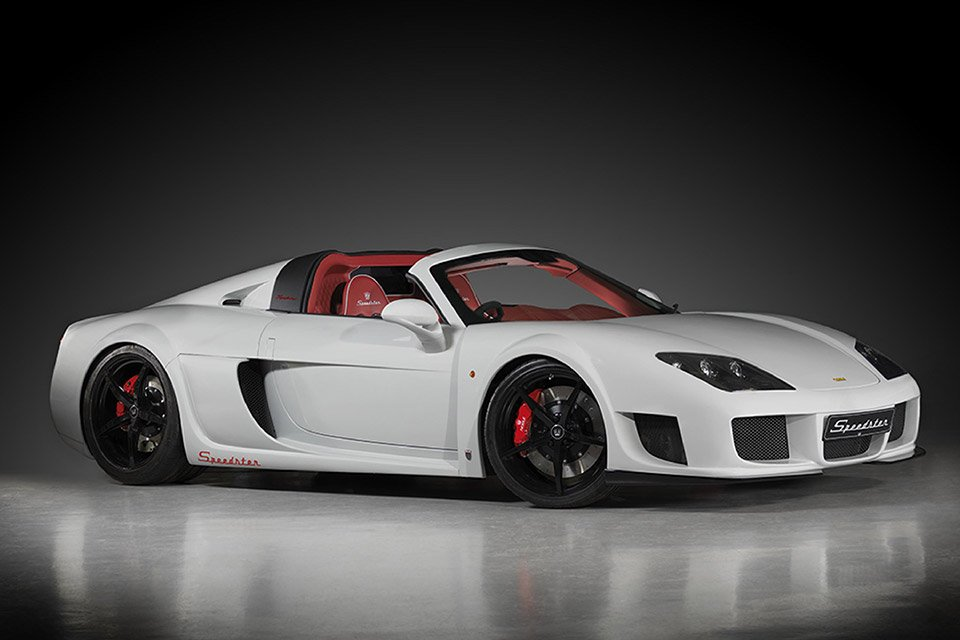 Noble Introduces Speedster 600 Prototype