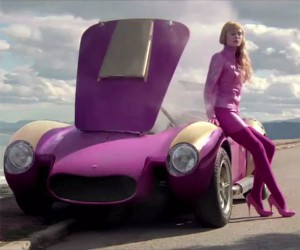 Peugeot 208 Competes in Wacky Races