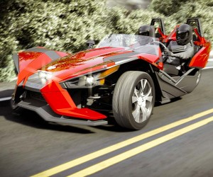 Polaris Slingshot Sales Halted Due to Safety Concerns