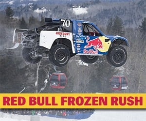 Red Bull Previews Frozen Rush 2015 Track