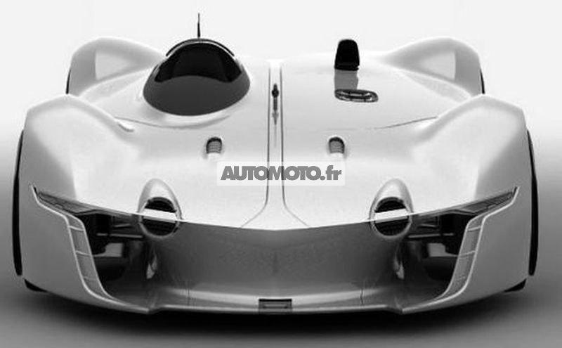 First Images of Renault's Gran Turismo Racer Leaked