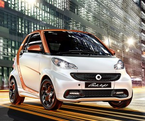 Smart Unveils ForTwo Edition Flashlight