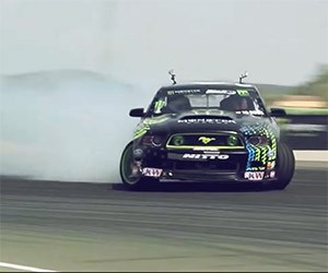 Vaughn Gittin Jr's 2014: Drifting Around the World