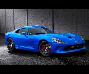 Dodge Viper Custom Program