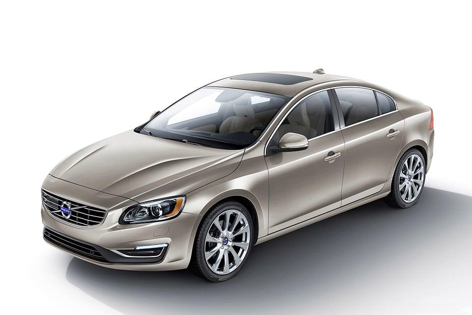 Volvo Bringing Luxury S60 Inscription to U.S.