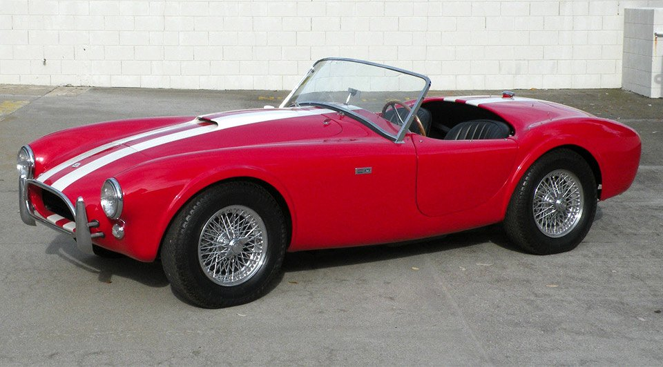 Beautiful Red Ac Shelby Cobra Mk1 Turns Up On Ebay 95 Octane
