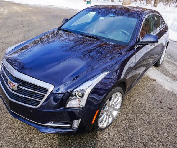 14 Cadillac Ats: 2015 Cadillac ATS 2.0T AWD Premium Review