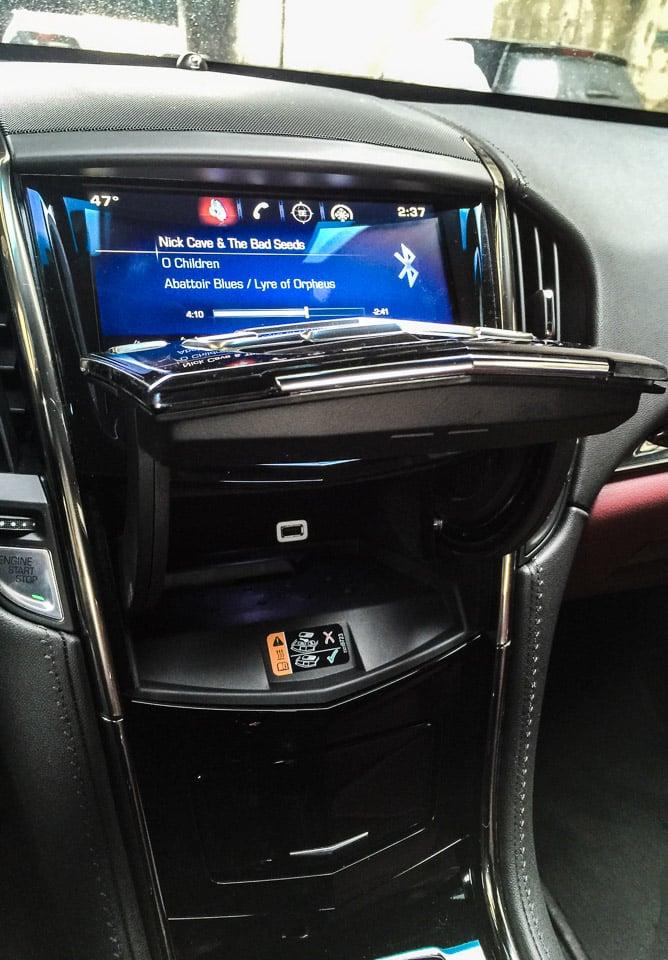 Wireless charging on the 2017 Murano - Nissan Murano Forum