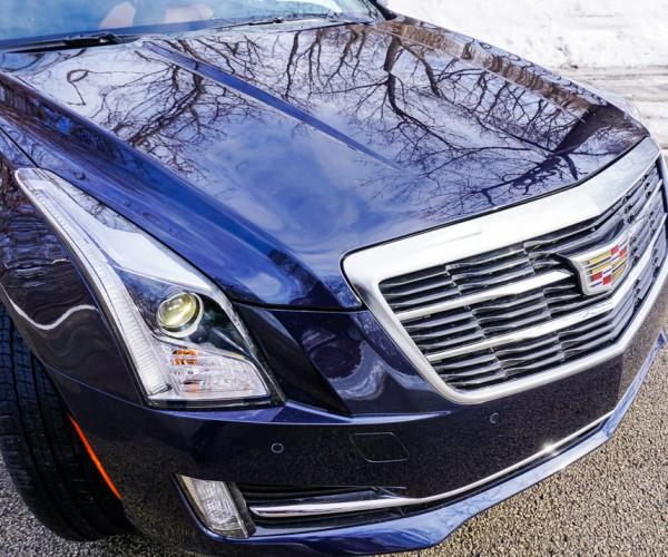 2015 Cadillac ATS 2.0T AWD Premium Review