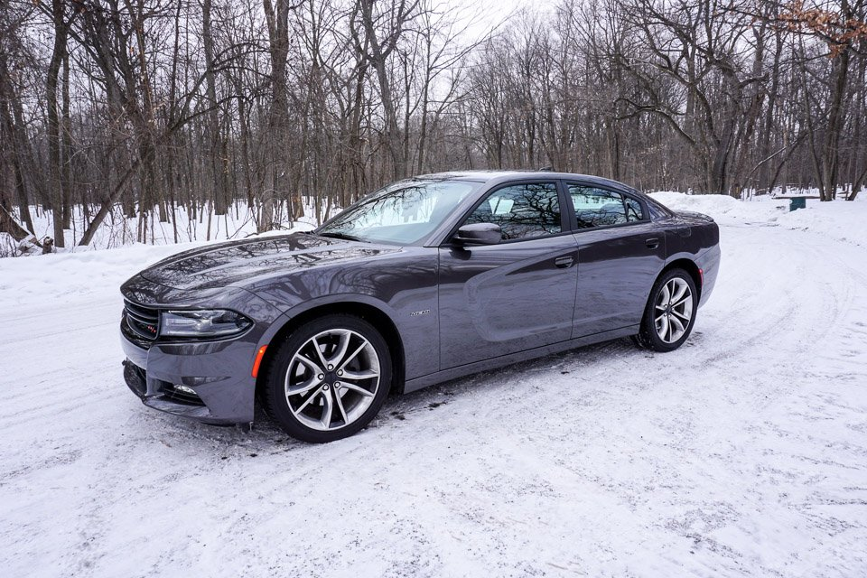 Dodge Charger Road And Track Packageml