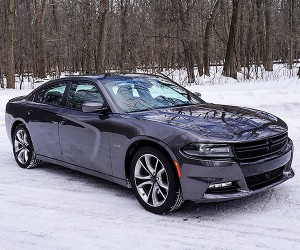Review: 2015 Dodge Charger R/T Road & Track
