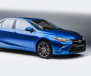 2016 Camry Special Edition Dresses up for Chicago