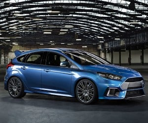 2016 Ford Focus RS Gets Official