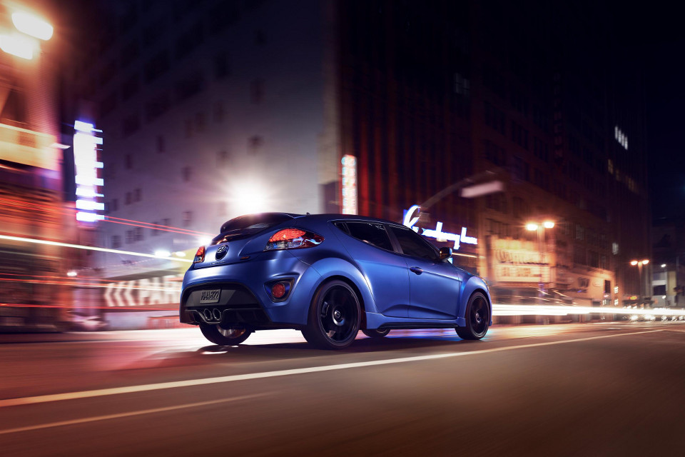 Hyundai Veloster Rally Edition: The Weird Hot Hatch You Want