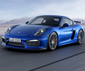 The Porsche Cayman GT4: The Perfect 911 Alternative