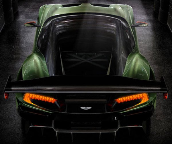 Official Pics of Aston Martin Vulcan are Dead Sexy