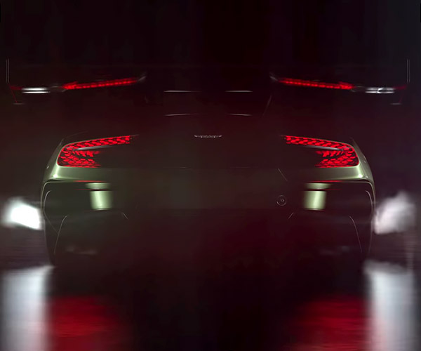 The Aston Martin Vulcan's Exhaust Just Sold the Car
