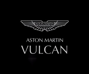 Aston Martin Vulcan Gets Teased in Video