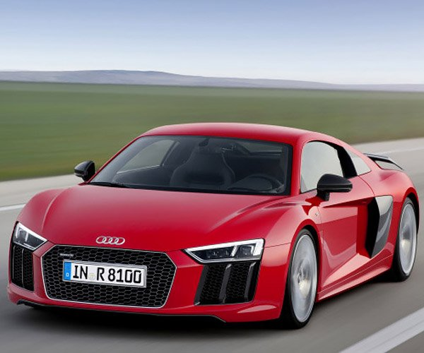 Audi Says The R8 E-Tron Is Really Going to Happen