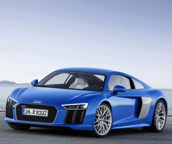 Audi's All-New R8 Gets Official, Trims Weight