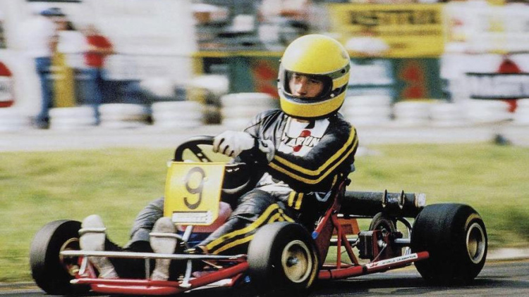 This Is Your Chance to Own Ayrton Senna's Kart