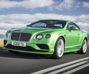 Bentley to Show Updated Continental GT in Geneva