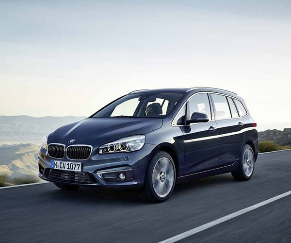 BMW 2-Series Gran Tourer is a Sporty German Minivan
