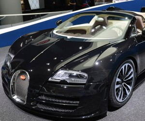 Final Bugatti Veyron Headed to Geneva
