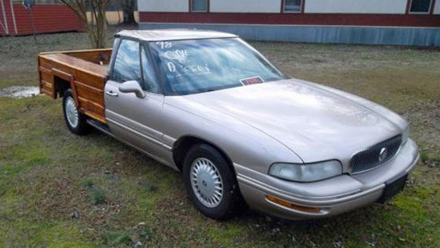 Buick Lesabre Pickup Truck is an Abomination