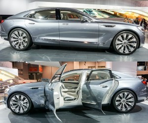 Inside the Buick Avenir Concept