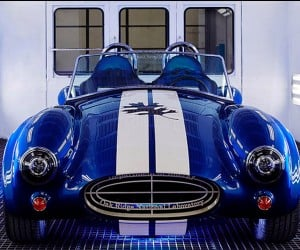 The First 3D Printed Shelby 427 Cobra!