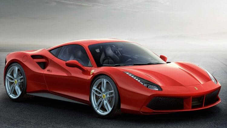 Turbocharged Ferrari 488 GTB Gets Official