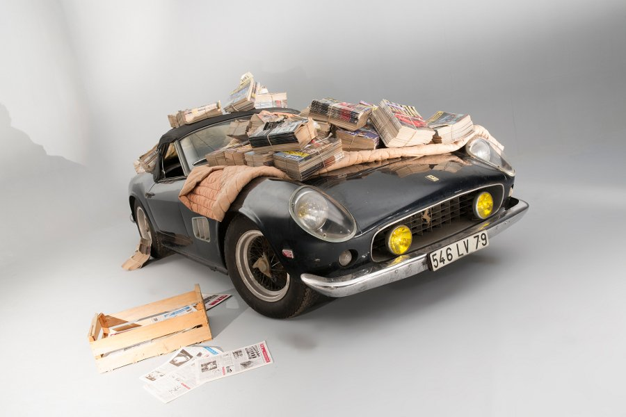 One Of the Baillon Barn Finds Sold for $18.5 Million