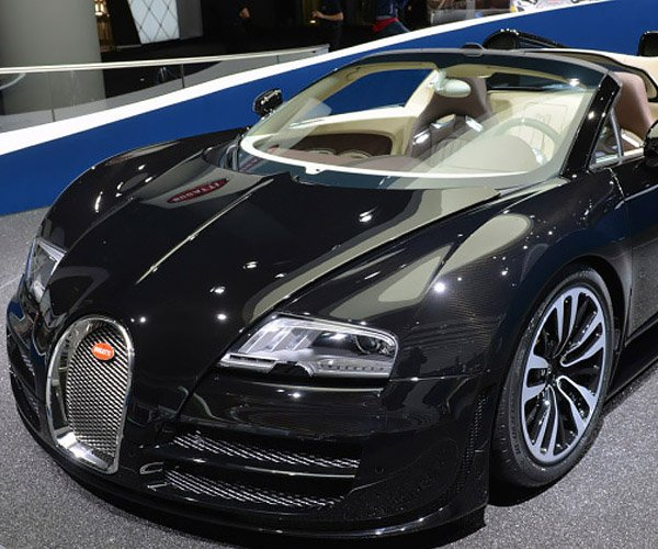 Bugatti Has Sold its Last Veyron: La Finale