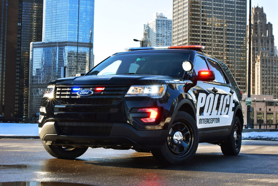 Ford to Show off New Police Interceptor SUV in Chicago