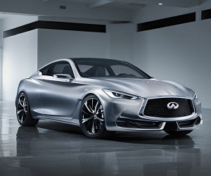 Infiniti Q60 May Churn out up to 400 Horsepower