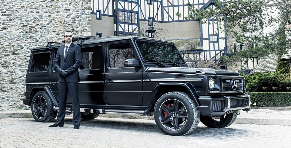 Inkas Mercedes G63 AMG is Armored Luxury
