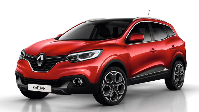Renault Kadjar SUV: The French Rogue