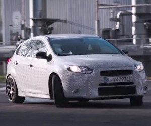 Ken Block Does Gymkhana in New Ford Focus RS