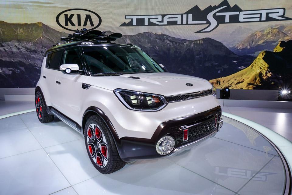 Kia Trail'ster Concept Debuts in Chicago