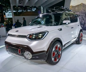 Kia Trail'ster Concept Debuts in Chicago