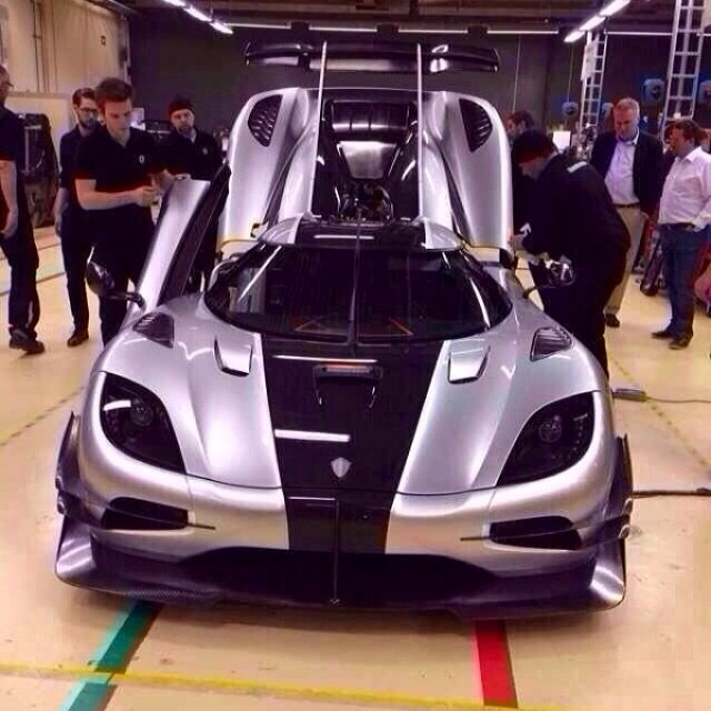 You Can Now Get A Certified Pre-Owned Koenigsegg