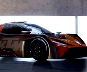 The KTM X-Bow DTM Looks Incredible